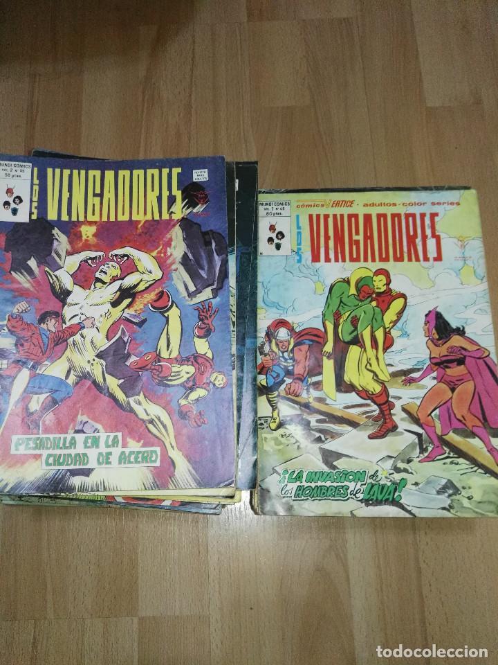 Cómics: Los Vengadores Vertice Vol 2 casi completa - Foto 19 - 202866478