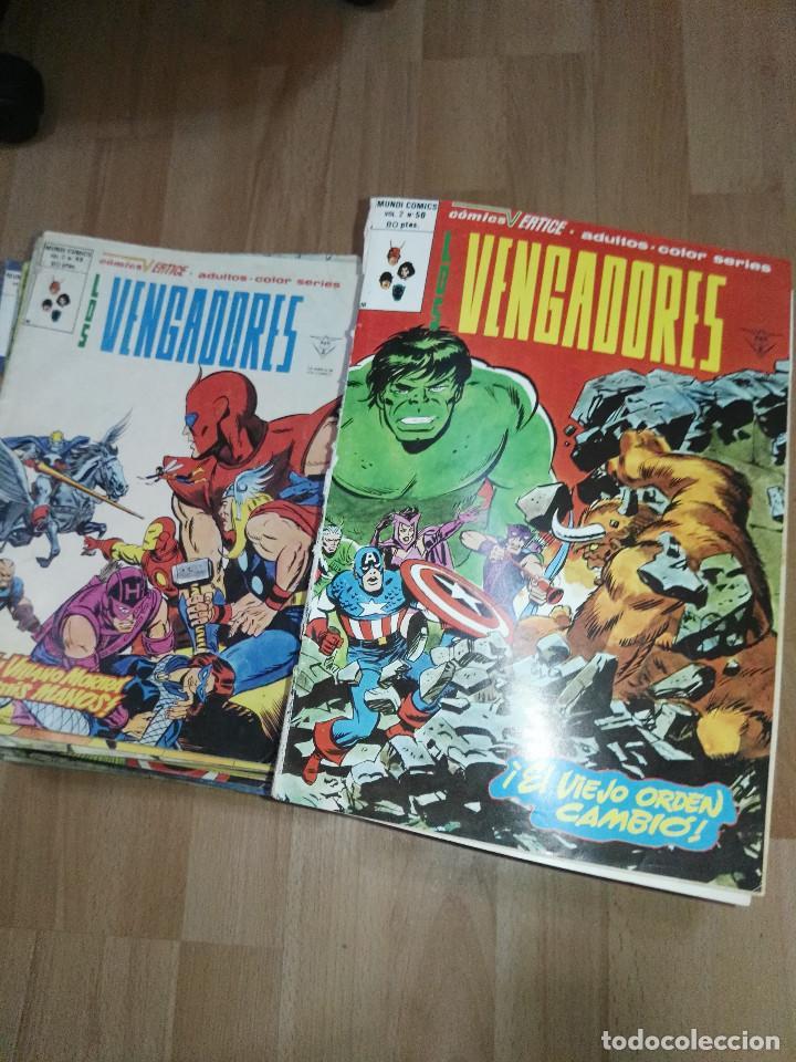 Cómics: Los Vengadores Vertice Vol 2 casi completa - Foto 20 - 202866478