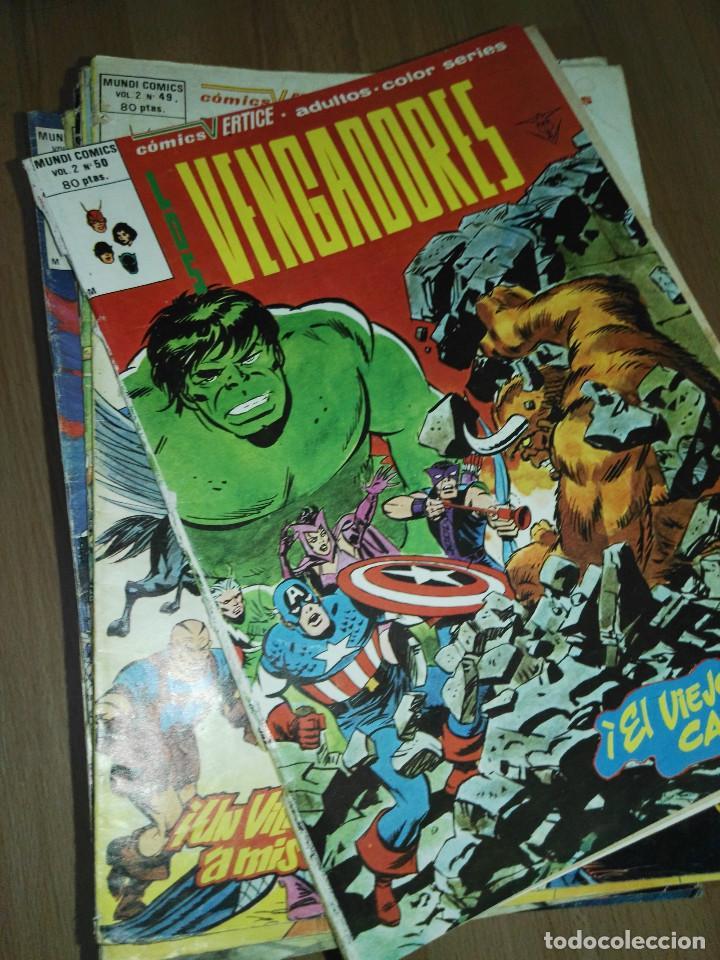 Cómics: Los Vengadores Vertice Vol 2 casi completa - Foto 21 - 202866478