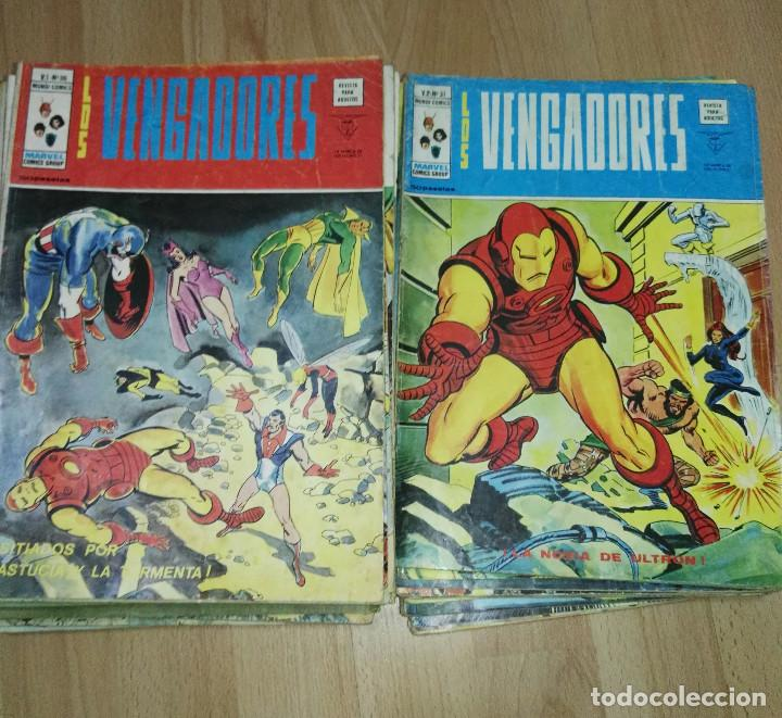 Cómics: Los Vengadores Vertice Vol 2 casi completa - Foto 22 - 202866478