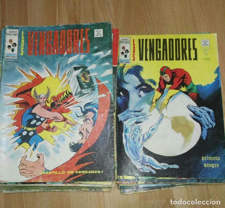 Cómics: Los Vengadores Vertice Vol 2 casi completa - Foto 23 - 202866478