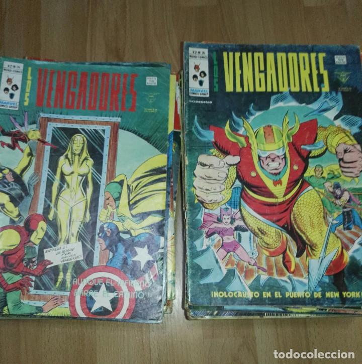 Cómics: Los Vengadores Vertice Vol 2 casi completa - Foto 24 - 202866478