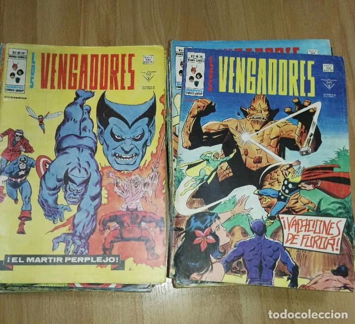Cómics: Los Vengadores Vertice Vol 2 casi completa - Foto 26 - 202866478