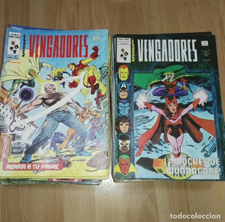 Cómics: Los Vengadores Vertice Vol 2 casi completa - Foto 27 - 202866478