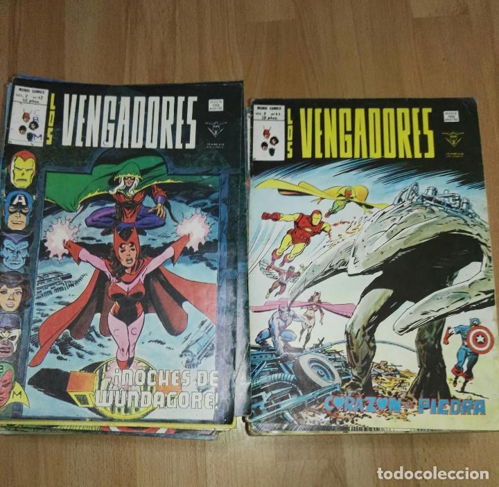 Cómics: Los Vengadores Vertice Vol 2 casi completa - Foto 28 - 202866478