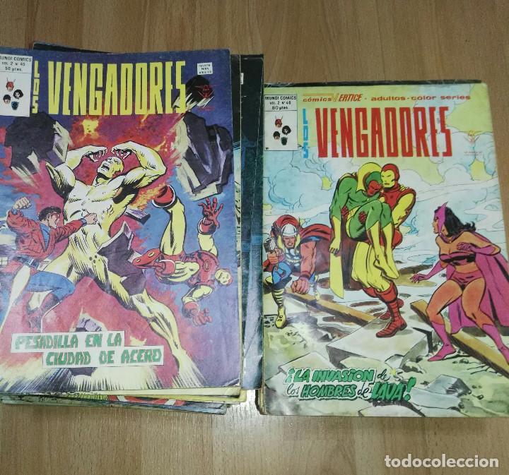 Cómics: Los Vengadores Vertice Vol 2 casi completa - Foto 29 - 202866478