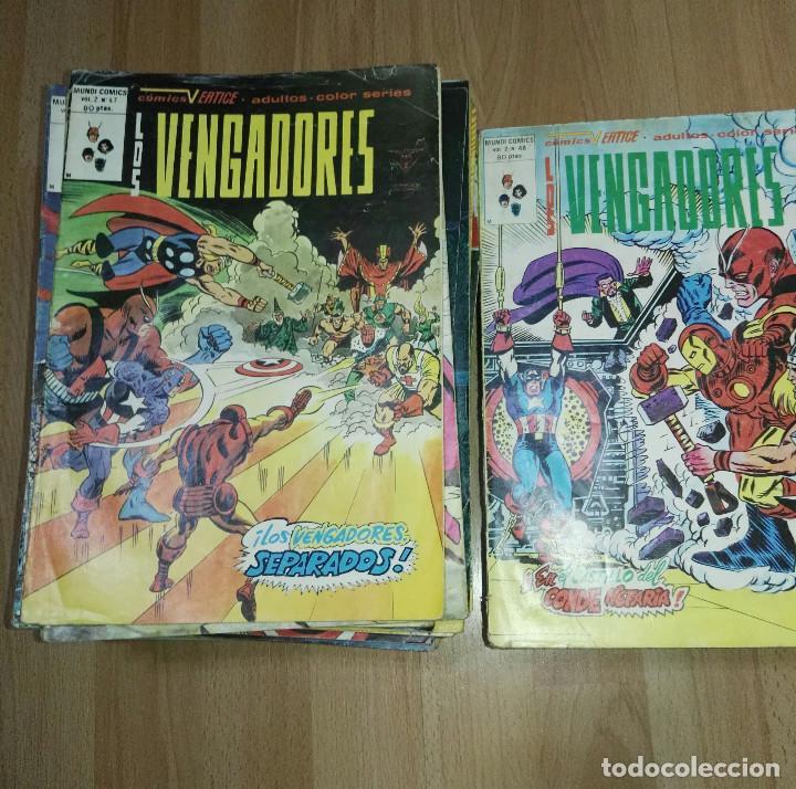 Cómics: Los Vengadores Vertice Vol 2 casi completa - Foto 30 - 202866478