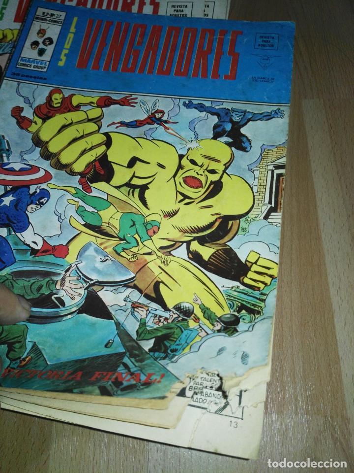 Cómics: Los Vengadores Vertice Vol 2 casi completa - Foto 32 - 202866478