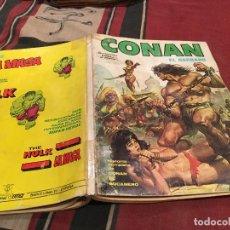 Cómics: CONAN EL BÁRBARO EXTRA 1 - TOMO 162 PÁGINAS - MUNDI COMICS - VÉRTICE 1980. Lote 203023188
