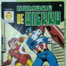 Cómics: TEBEOS COMICS CANDY - EL HOMBRE DE HIERRO 6 - MUNDICOMICS - VERTICE- AA98. Lote 203073067