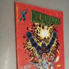 Comics : MICRONAUTAS Nº 1: EL HOGAR ES DONDE ESTÁ EL CORAZÓN / LÍNEA 83 - ED. SURCO. Lote 203137426