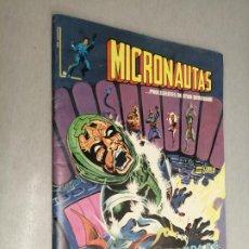Comics : MICRONAUTAS Nº 5: MÁS DURA ES LA CAÍDA / LÍNEA 83 - ED. SURCO. Lote 203137542