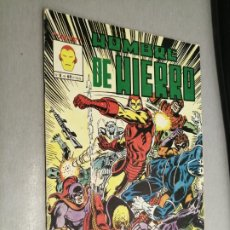 Comics : HOMBRE DE HIERRO Nº 8 / MUNDICOMICS - VÉRTICE. Lote 203143185