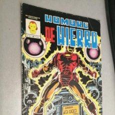 Comics : HOMBRE DE HIERRO Nº 3 / MUNDICOMICS - VÉRTICE. Lote 203143280