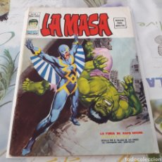Cómics: LA MASA VOLUMEN 2 NÚMERO 1 DE EDICIONES VERTICE. Lote 203216891