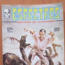 Cómics: ESPECTROS Nº 7. Lote 203293525