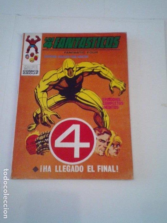LOS 4 FANTASTICOS - VERTICE - VOLUMEN 1 - NUMERO 35 - MUY BUEN ESTADO - IMPECABLE - CJ 26 - GORBAUD (Tebeos y Comics - Vértice - 4 Fantásticos)