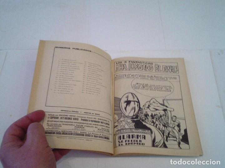Cómics: LOS 4 FANTASTICOS - VERTICE - VOLUMEN 1 - NUMERO 35 - MUY BUEN ESTADO - IMPECABLE - CJ 26 - GORBAUD - Foto 3 - 203385386