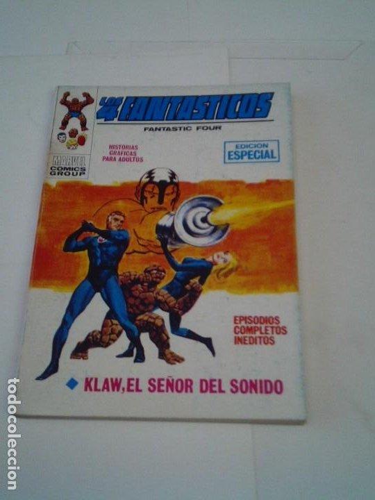 LOS 4 FANTASTICOS - VERTICE - VOLUMEN 1 - NUMERO 27 - MUY BUEN ESTADO - CJ 26 - GORBAUD (Tebeos y Comics - Vértice - 4 Fantásticos)