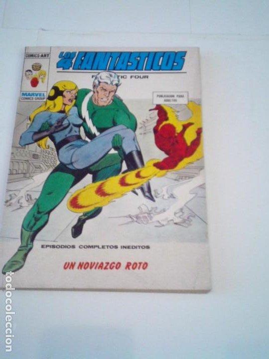 LOS 4 FANTASTICOS - VERTICE - VOLUMEN 1 - NUMERO 65 - MUY BUEN ESTADO - IMPECABLE - CJ 26 - GORBAUD (Tebeos y Comics - Vértice - 4 Fantásticos)