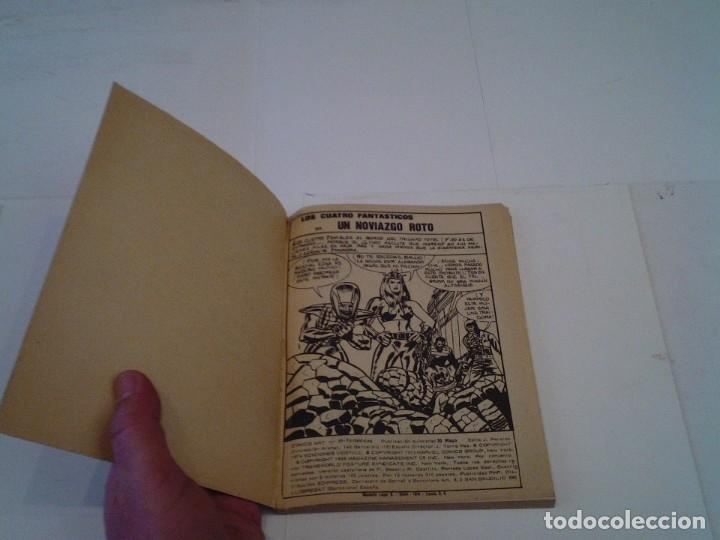 Cómics: LOS 4 FANTASTICOS - VERTICE - VOLUMEN 1 - NUMERO 65 - MUY BUEN ESTADO - IMPECABLE - CJ 26 - GORBAUD - Foto 2 - 203385755