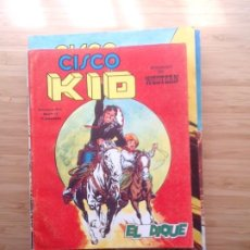 Cómics: CISCO KID - VERTICE - MUNDI COMICS -COLECCIÓN COMPLETA 22 EJEMPLARES - WESTERN - GORBAUD. Lote 203564872