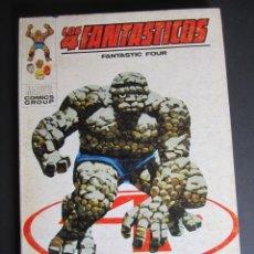 Fumetti: 4 FANTASTICOS, LOS (1969, VERTICE) -V.1- 39 · 1971 · LA COSA NO EXISTE. Lote 203568986