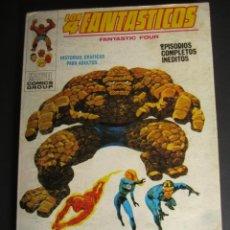 Cómics: 4 FANTASTICOS, LOS (1969, VERTICE) -V.1- 34 · 1971 · LA TRAICION DE BEN GRIMM. Lote 203569601
