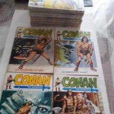 Cómics: CONAN 13 TOMOS VERTICE TACO AÑO 1972 BUEN ESTADO. Lote 203573952