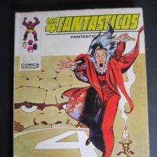 Cómics: 4 FANTASTICOS, LOS (1969, VERTICE) -V.1- 55 · 1973 · 4 FANTASTICOS - 1 FANTASTICO =3 FANTASTICOS. Lote 203580945