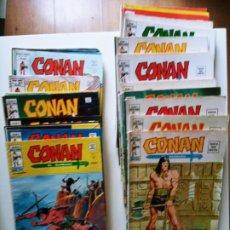 Cómics: CONAN EL BÁRBARO MUNDI COMICS LOTE DE 29 VOLS.. Lote 203588022