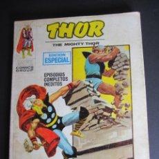 Cómics: THOR (1970, VERTICE) 7 · 1970 · LA COLERA DE REPLICUS. Lote 203603921