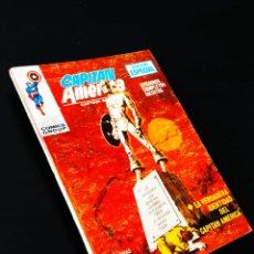 Cómics: MUY BUEN ESTADO CAPITAN AMERICA 5 VERTICE TACO. Lote 203769915