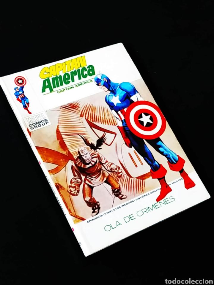 EXCELENTE ESTADO CAPITAN AMERICA 29 VERTICE TACO (Tebeos y Comics - Vértice - Capitán América)