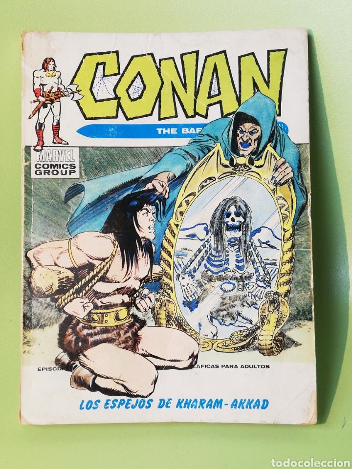 CONAN 13 COMIC EDITORIAL VÉRTICE (Tebeos y Comics - Vértice - Conan)