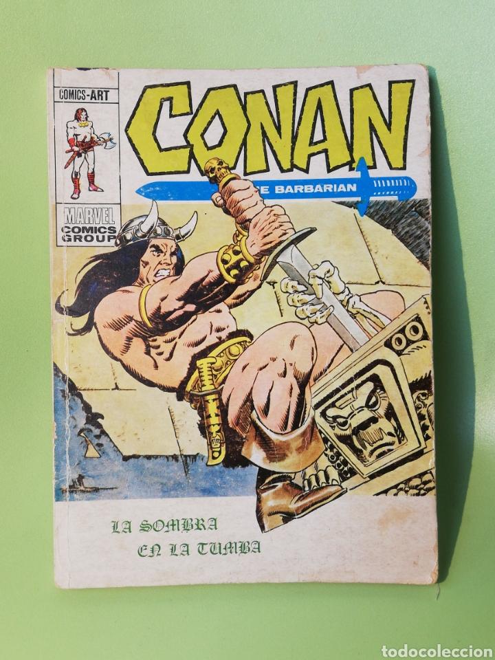 CONAN 16 COMIC EDITORIAL VÉRTICE (Tebeos y Comics - Vértice - Conan)