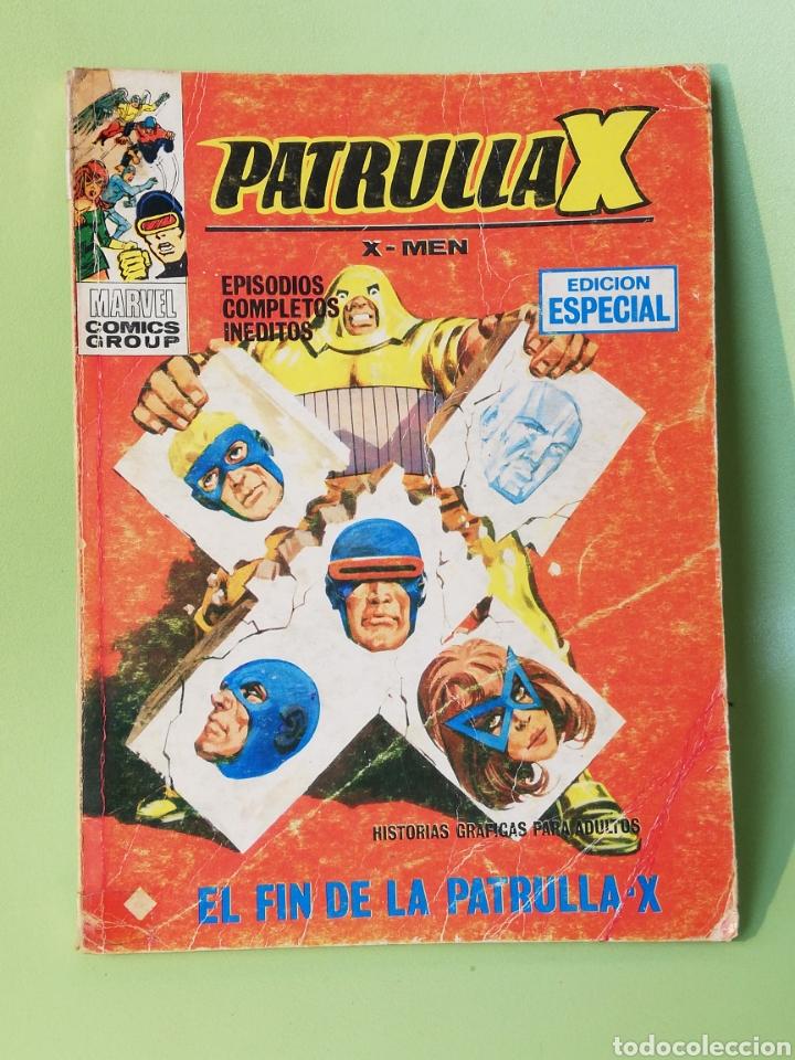 PATRULLA X 20 COMIC EDITORIAL VÉRTICE (Tebeos y Comics - Vértice - Patrulla X)