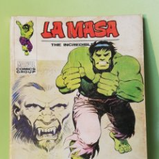 Cómics: LA MASA 30 COMIC EDITORIAL VÉRTICE. Lote 203788703