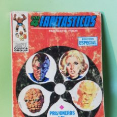 Cómics: LOS 4 FANTÁSTICOS 4 COMIC EDITORIAL VÉRTICE. Lote 203794427