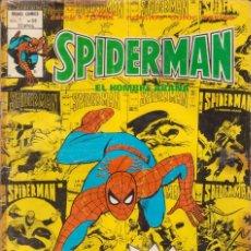 Cómics: CÓMIC ` SPIDERMAN ´ Nº 58 V.3 ED.VÉRTICE 1979 !! COLOR !!. Lote 203828957
