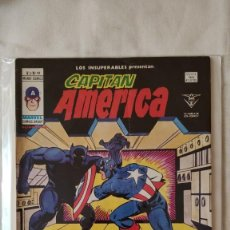 Comics: # LOS INSUPERABLES PRESENTA... CAPITAN AMERICA VOL. 3 Nº 19. Lote 203906982