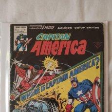 Comics: # LOS INSUPERABLES PRESENTA... CAPITAN AMERICA VOL. 3 Nº 40. Lote 203907098