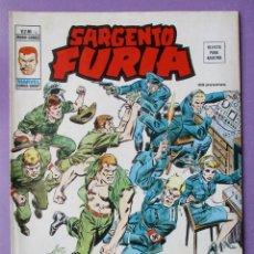 Cómics: SARGENTO FURIA Nº 14 VERTICE VOLUMEN 2 ¡¡¡ MUY BUEN ESTADO !!!. Lote 204097080