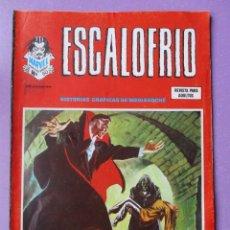 Cómics: ESCALOFRIO Nº 60 VERTICE ¡¡¡ BUEN ESTADO !!!. Lote 204097905