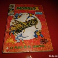 Cómics: PATRULLA X VOL. 1 Nº 11 - VERTICE. Lote 204187361