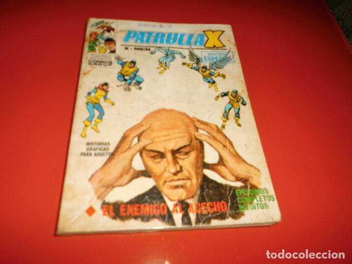 PATRULLA X VOL. 1 Nº 7 - VERTICE (Tebeos y Comics - Vértice - Patrulla X)