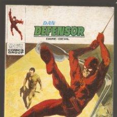 Cómics: DAN DEFENSOR - Nº 38 - VÉRTICE - 1972 - REENCUENTRO CON ELECTRO -. Lote 204207561
