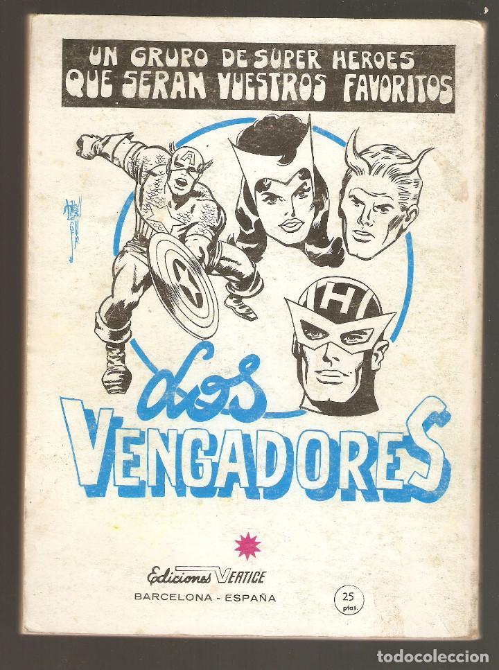 Cómics: DAN DEFENSOR - Nº 18 - Vértice - 1971 - La última jugada - - Foto 2 - 204208446