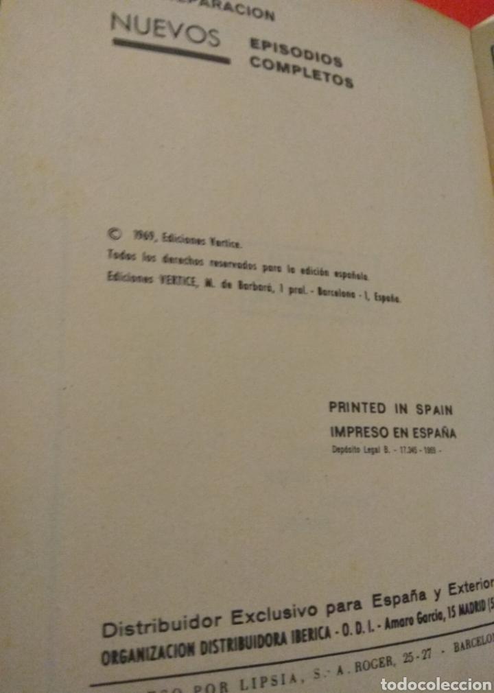 Cómics: PATRULLA X VÉRTICE TACO N. 1 - Primera edición 1969 - Foto 3 - 204216000