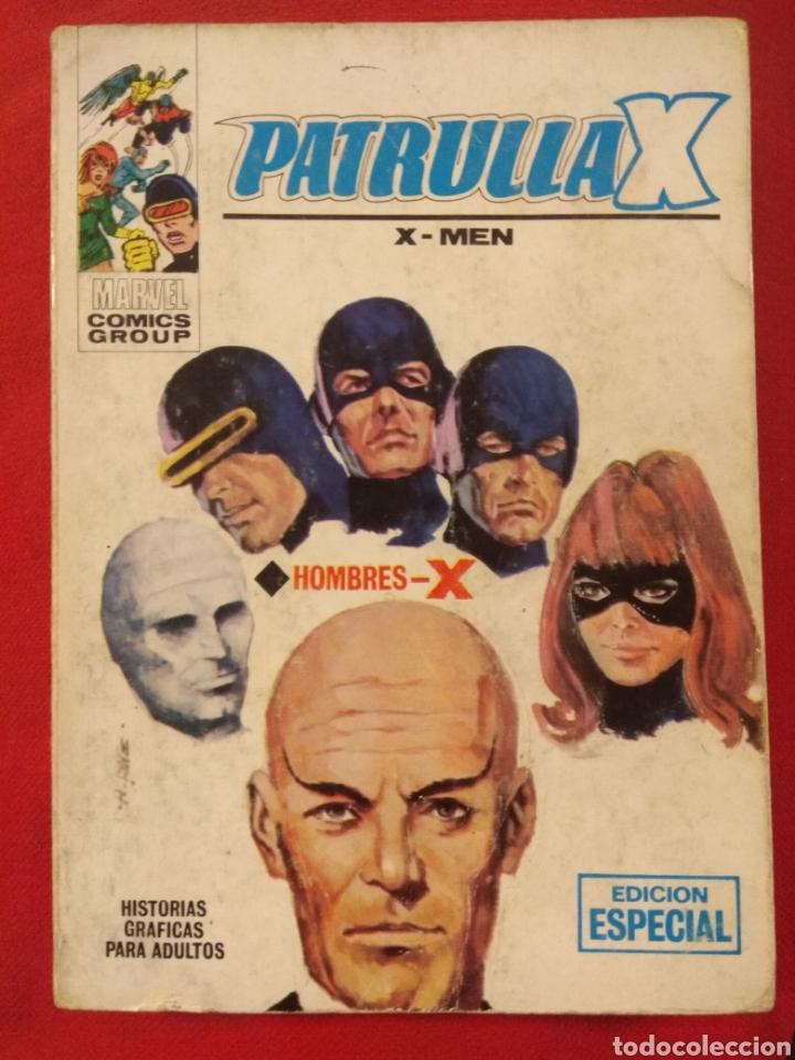 PATRULLA X VÉRTICE TACO N. 1 - PRIMERA EDICIÓN 1969 (Tebeos y Comics - Vértice - Patrulla X)